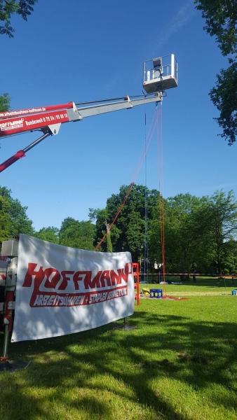 Hoffmann Arbeitsbühnenvermietung